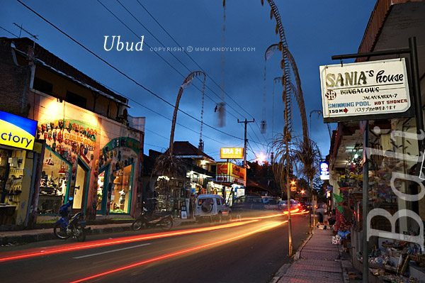 Bali Ubud5 Twilight Photography
