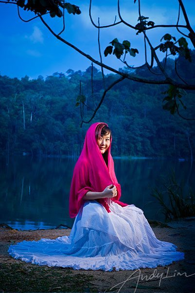 Portraits of Evelyn: portraits : Andy Lim, Malaysian Wedding Photographer