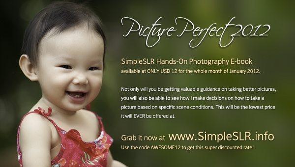 SimpleSLR Hands-On Photography E-book