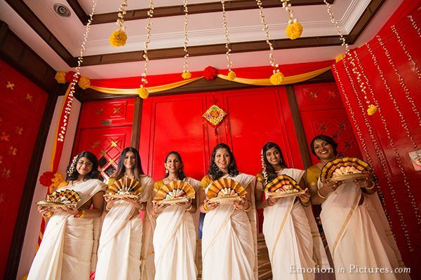 malayalee wedding ceremony at thean hou temple manika