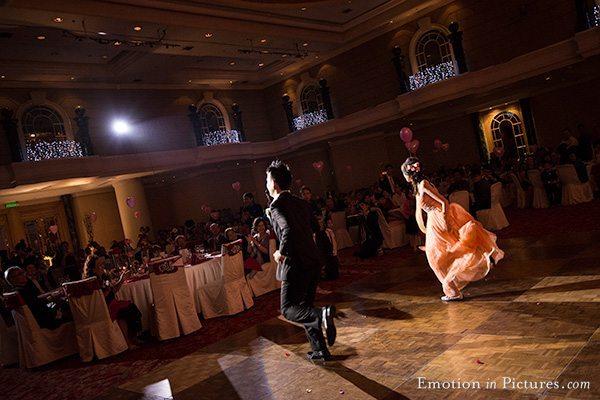 Christian Wedding, Tea Ceremony + Wedding Reception: Adrian + Jocelyn ...