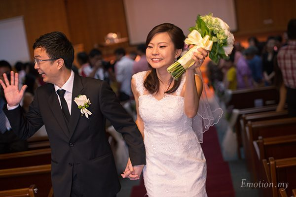 christian-wedding-ceremony-recessional-malaysia