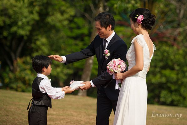 How To Say Ring Bearer In Chinese