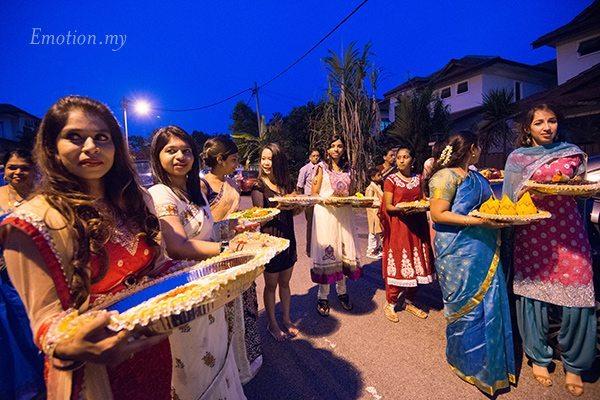 indian-engagement-ceremony-kuala-lumpur-malaysia-procession