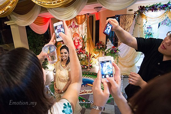 indian-hindu-engagement-malaysia-krit-meera-dinner