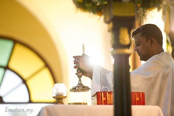 church-wedding-st-peter-melaka-holy-communion-priest