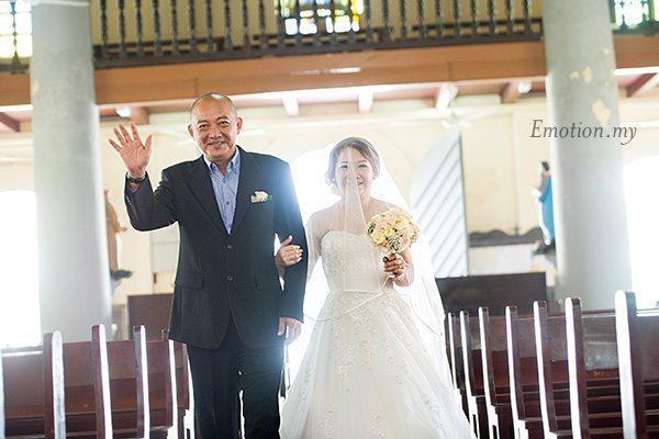 church-wedding-st-peter-melaka-processional