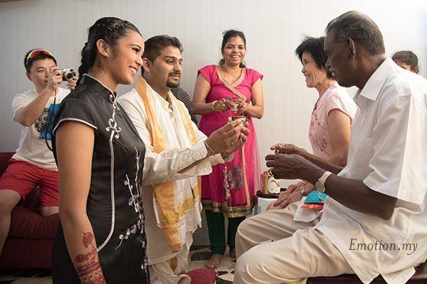 hindu-bride-chinese-tea-ceremony-blessing-kuala-lumpur