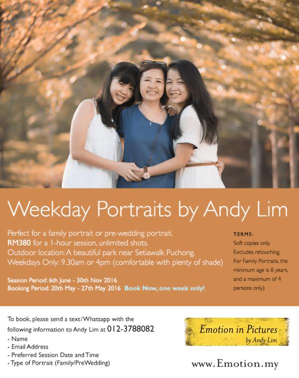 Portrait-Offer