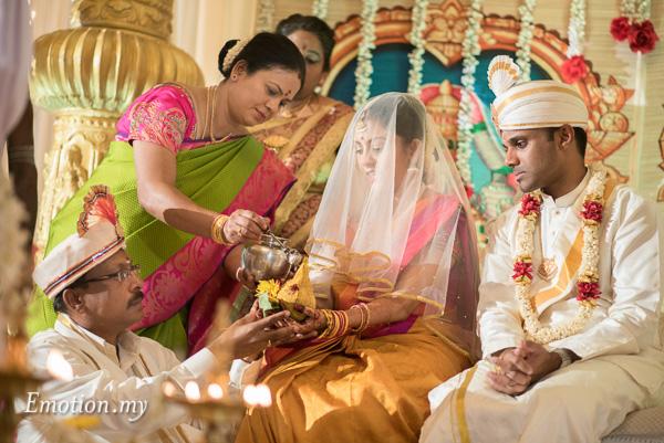 Prewedding indian bride ceremony - 4 4